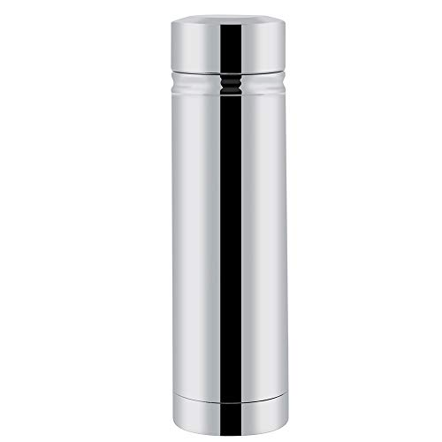 WAQU Taza de Acero inoxidable-500ml Taza de Viaje de café Té Frasco de vacío de Acero Inoxidable Taza de Botella de Agua