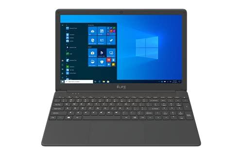 Life Digital Laptop ZED AIR CX3(Intel Core i3/4GB RAM/1TB HDD + 256GB SSD/Windows 10)