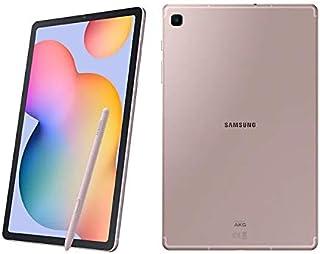 "Samsung Galaxy Tab S6 Lite SM-P615 (LTE) Factory Unlocked 10.4"" International Version (No Warranty in The Japan) (Pink)"