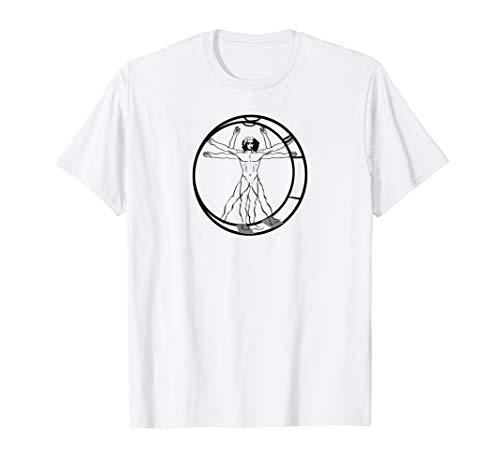 RHÖNRAD Turnen Rhönradturner Sport Kunst Rhönradturnen T-Shirt