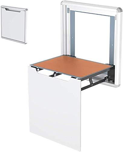 WZX Sillas Plegables Taburete Plegable Veranda de Aluminio Taburete de Pared, Taburete...