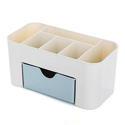 Desconocido Super1798 - Cajón de Almacenamiento para artículos de papelería y cosméticos, Ideal para Guardar Objetos de Maquillaje