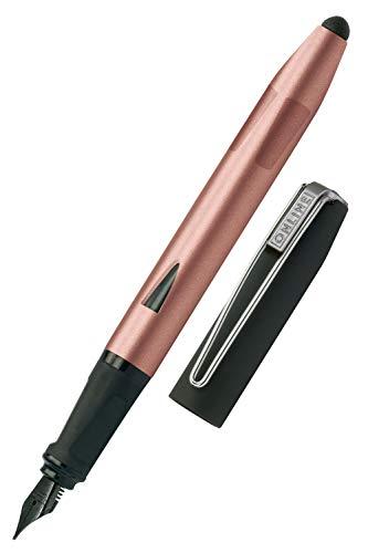 Online schreibgeraete 26073/3d cartuccia penna stilografica, Switch Plus, Iridium Pennino