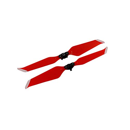 iBellete Für DJI Mavic 2 8743F Folding Paddle Blade Kunststoff PC Compound Paddel Farbe Propeller Zubehör Paar