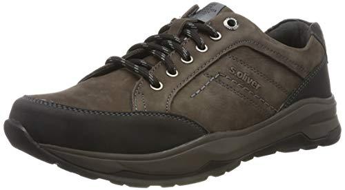 s.Oliver Herren 5-5-13601-23 Sneaker, Grau (Grey 200), 42 EU