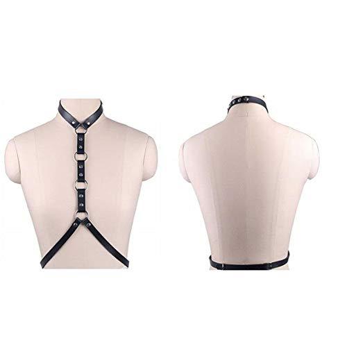 Cadena del cuerpo Cinturones de las mujeres Cinturón sin tirantes Sin respaldo...