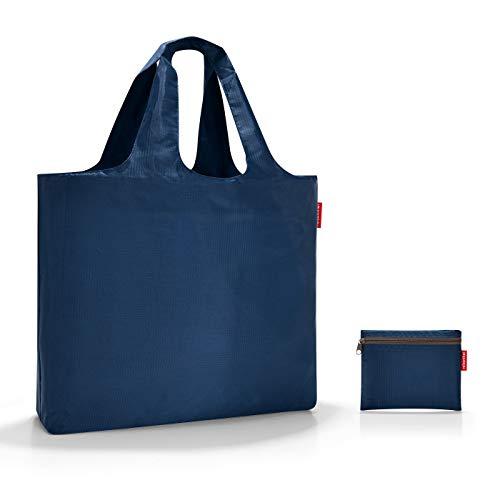 Reisenthel Mini Maxi beachbag Strandtasche, 62 cm, 40 Liter, Dark Blue
