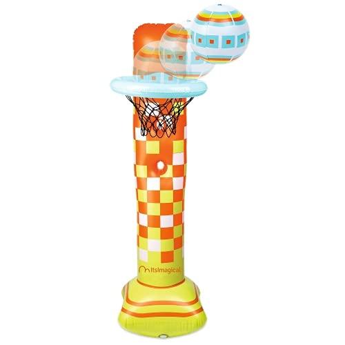 Imaginarium Air Basket! Canasta de Baloncesto Hinchable
