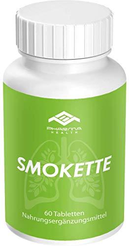 Endlich Nichtraucher | Mit dem Rauchen aufhören | 100% natürlich | Smokette V2