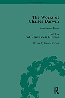 The Works of Charles Darwin: Vol 24: Insectivorous Plants (The Pickering Masters)