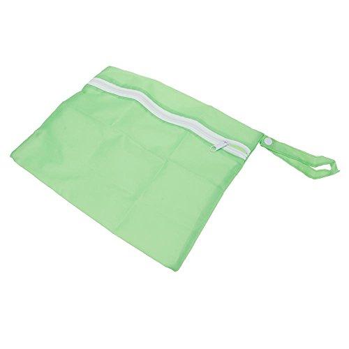 Vanker Sac de rangement imperméable et lavable pour bébé Vert