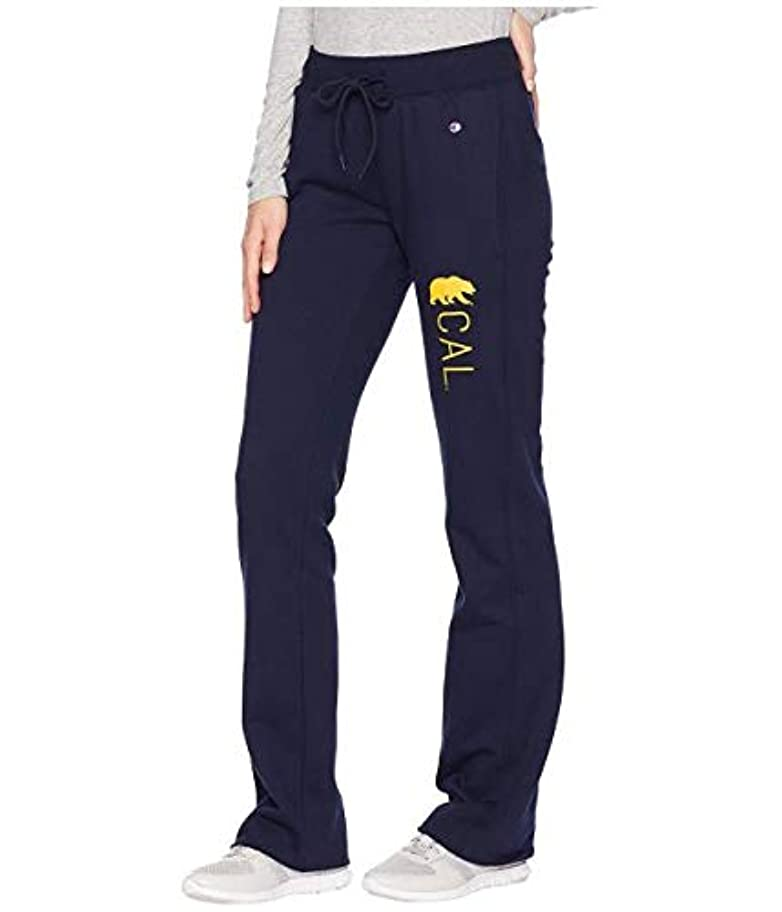 著者グレー落胆させるChampion College Cal Bears Eco? University Fleece Open Bottom Pants パンツ XL 【並行輸入品】