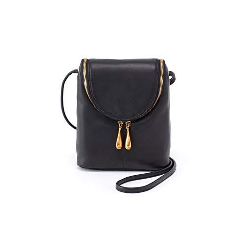 HOBO Fern Crossbody Handbag For Women Black One Size