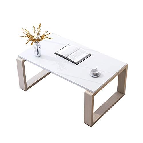 Xu-table marmer smeedijzeren opbergbureau, parlor werk lezen salontafel, sofa drank, poker Edge-machine