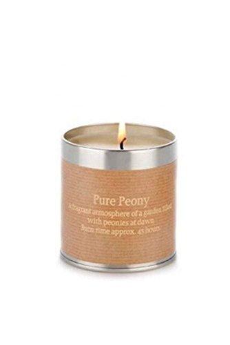 Bougie dans une boîte Édition limitée Pure St Eval Candle Co Ltd Bougie Parfumée à la pivoine