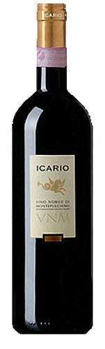 Icario Vino Nobile di Montepulciano Sangiovese 2009 trocken  (1 x 0.75 l)