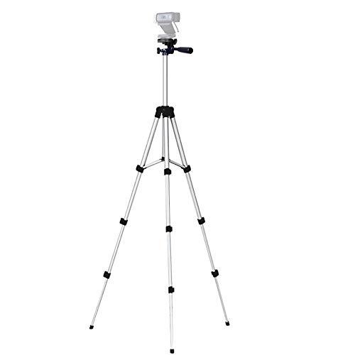 Trípode para cámara web Logitech Webcam Brio 4K, C925e, C922x, C922, C930e, C930, C920, C615-103 cm de altura, color negro
