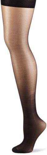 ELBEO Damen PH 20 Bauch Beine Po Feinstrumpfhose, Transparent, Schwarz (schwarz 3800), 44/46