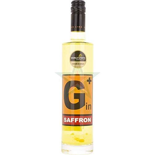 Gin+ Saffron Limited Edition 44,00% 0,50 Liter