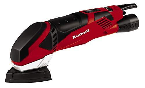Einhell TE-DS 20 E 200W Detail Sander with Soft Start...