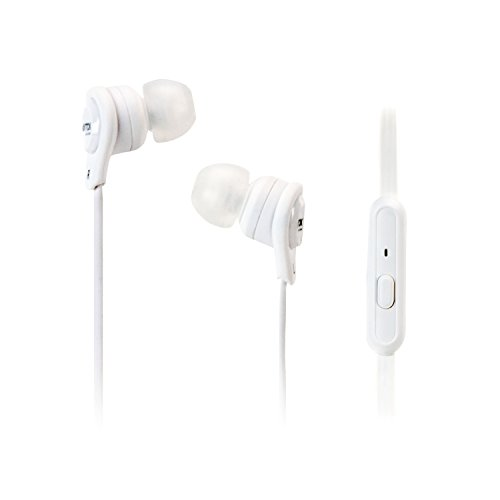 TDK T62107 IP150 Earphones with Microphone - White