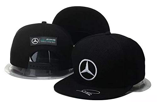Gorra Mercedes ((Motorsport Racing Wear)) (Visera Plana Snapback ...
