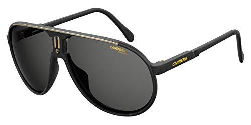 Carrera Gafas de Sol CHAMPION MATTE BLACK/GREY 62/12/125 hombre