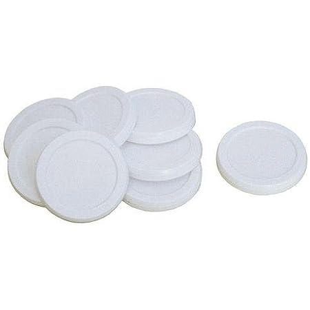 8 COUVERCLES de POT A YAOURT pour yaourtière Seb et Téfal diametre intérieur 5cm