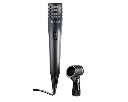 Omnidirectional Dynamic Microphone
