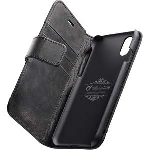 Preisvergleich Produktbild Cellular Line SUPREMECIPH8XK iPhone X Black