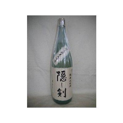 酒六酒造 京ひな 純米大吟醸 隠し剣 1800ml