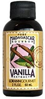 LorAnn Extracts, Pure Madagascar Vanilla Extract, 4-Ounce Bottles (Pack of 6)