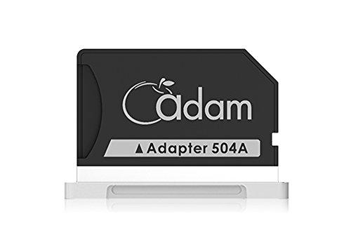 Adam Elements ADRAD0G504ASL Adapter für MacBook Pro Retina, 38,1 cm (15 Zoll) Retina (Ende 2013), silberfarben