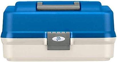 Plastica Panaro 149585, viskoffer unisex voor volwassenen, wit/blauw, 37 x 222 x 197 mm