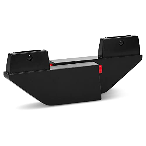 ABC Design Adaptateurs pour deuxième nacelle Zoom accessoires pour poussette, black