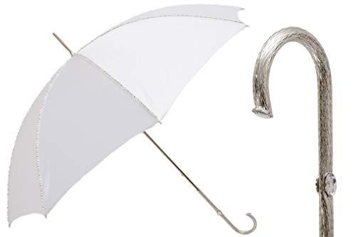 Buy Pasotti 179N Plat-1 P5 - Wedding Umbrella with White Pearls