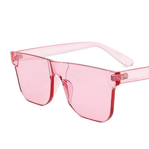 Glqwe Klassieke zonnebril, oceaan-stuk, zonnebril, afstandsbediening, zonnebril, één stuks, snoepkleuren-brillen