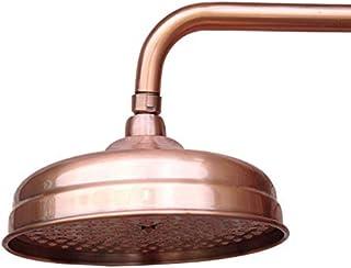 blanco Momyeah alcachofa de la duchaNuevo Cobre Pintura en aerosol Ducha con cabezal de ducha Ducha con ducha de mano vintage Accesorios de ba/ño de fontaner/ía Producto
