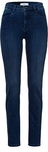 BRAX Damen Style Mary Hose Casual Sportiv Jeans, Used Regular Blue, One Size (Herstellergröße: 46K)