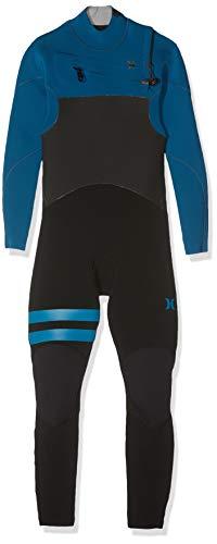 Hurley B Advantage Plus 3/2 Full Suit Fullsuits, Niños, Dark Obsidian, 12