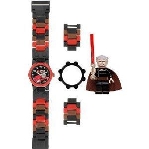 LEGO Star Wars Count Dooku Watch