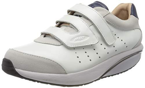 Mbt Naven M, Zapatillas para Hombre, Blanco White 16, 42 EU