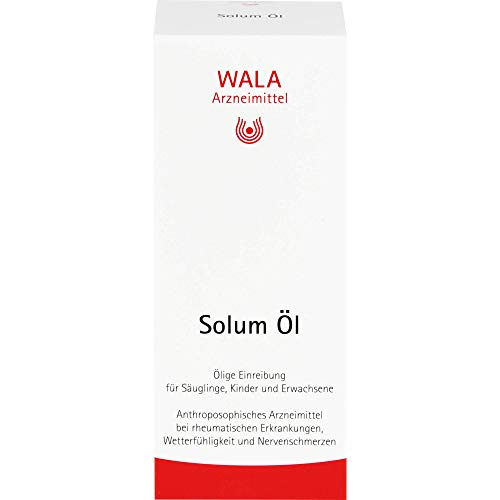 WALA Solum Öl, 100 ml Öl