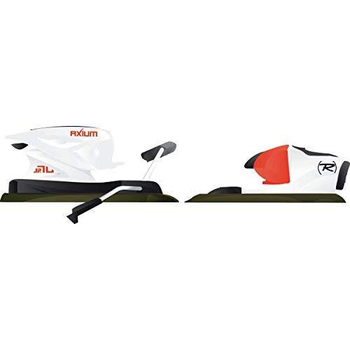 Rossignol - Fixations De Ski Axium Jr Pro 70 B73 White Red - Homme - Taille Unique - Blanc
