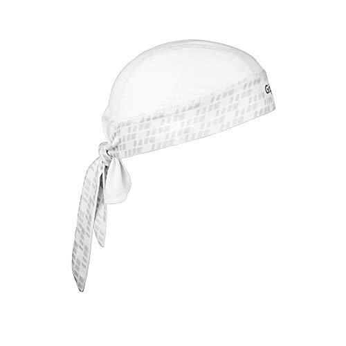 GripGrab Bandana Kopfbedeckungen, Weiß, Onesize