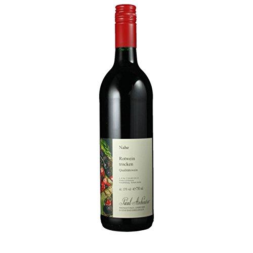 Paul Anheuser 2017 Rotwein trocken Qualitätswein 0.75 Liter