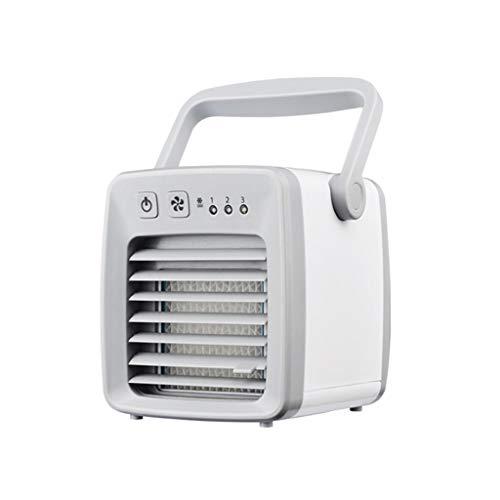 Mobiele airconditioning, kleine airconditioning, ventilator, luchtbevochtiger, luchtreiniger, aromatherapie USB, mini-luchtkoeler, persoonlijk thuis, werkplaats, buiten, mini-condi