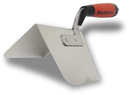 Marshalltown 27754 ajustable, articulación de inclinación del suelo más suave con material de fijación, plata, 127x95