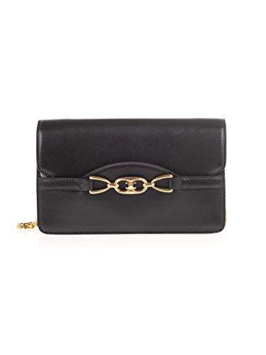 Luxury Fashion | Céline Woman 10F843CO738NO Black Leather Shoulder Bag | Fall Winter 20