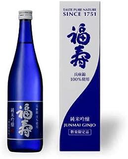 福寿 純米吟醸 兵庫錦 720ml